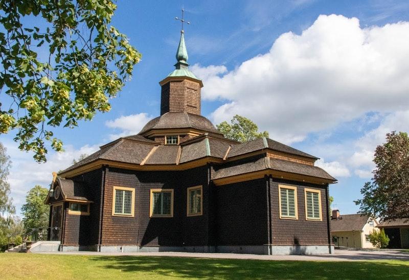 Ramundeboda Church