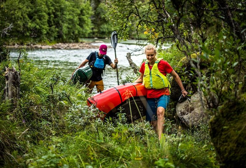 Packraft Sverige
