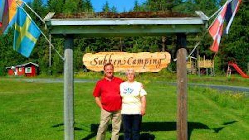 Sukken Camping, Marker