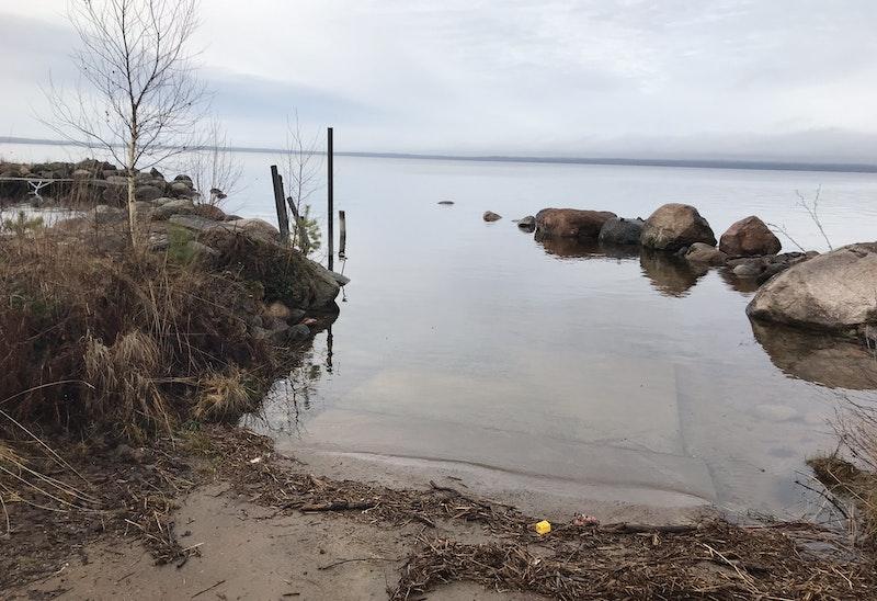 Båtramp Sannerud