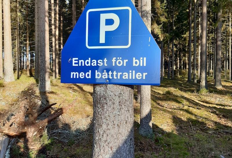 Båtramp Bredvikesand