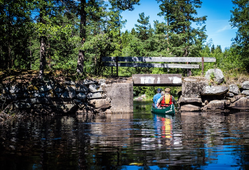 Discover Tiveden by historic land routes and waterways