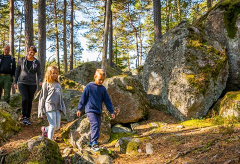 Tivedstorp - Stenkällegården, Bergslagsleden, etapp 17