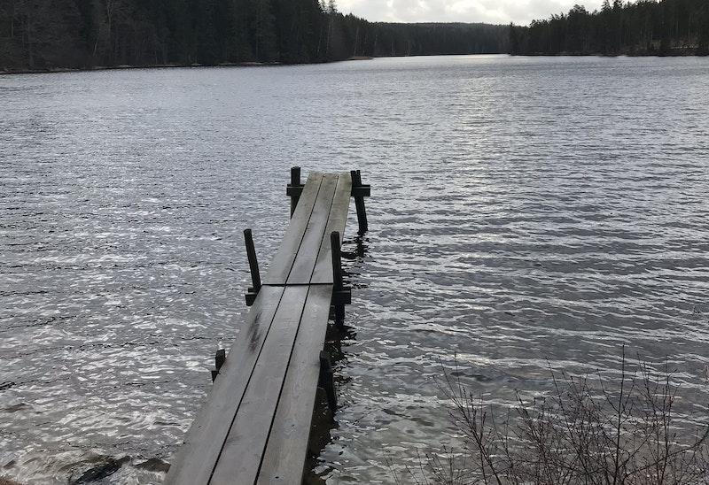 Grillplats norra zonen, Edsån