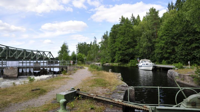 19:e och 20:e slussen, Dalslands kanal
