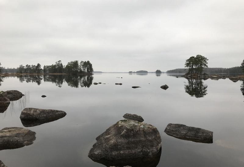 Västra Laxsjön